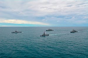 Singapore-Thailand Defense Ties in Focus with Navy Exercise