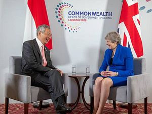Singapore-UK Defense Relations in Focus With New Pact