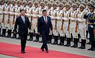 Kyrgyzstan Navigates Domestic Political Firestorm, Hopes to Avoid Burning China