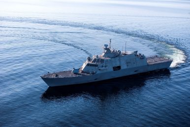 New Littoral Combat Ship Completes Acceptance Trials
