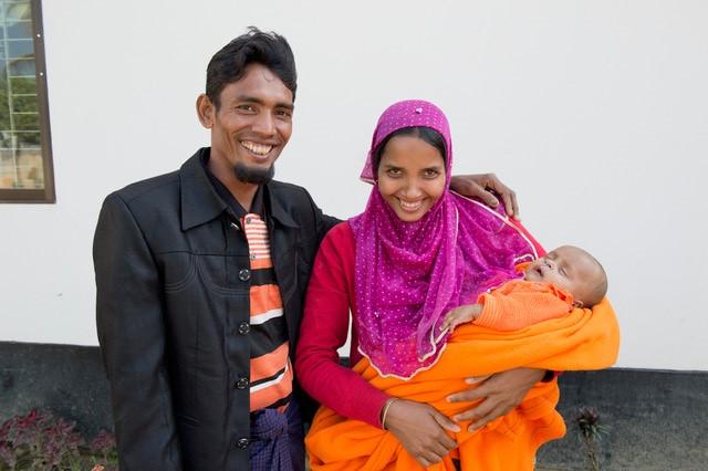 The World of Rohingya Refugees