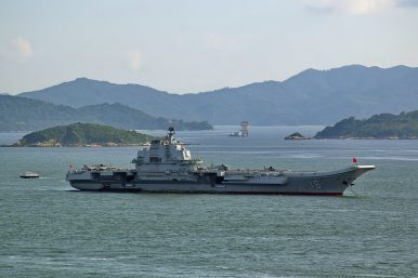 China's Second Domestic Aircraft Carrier Is Under Construction: US Report