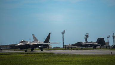 US Deploys F-22 Stealth Fighters to Japan Ahead of Trump-Kim Summit