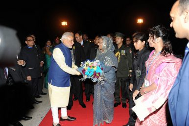 The Battle for Bangladesh: India vs. China