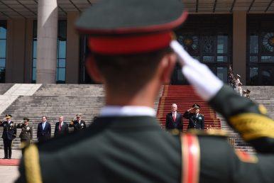 Mattis' Visit to China: Agree to Disagree?