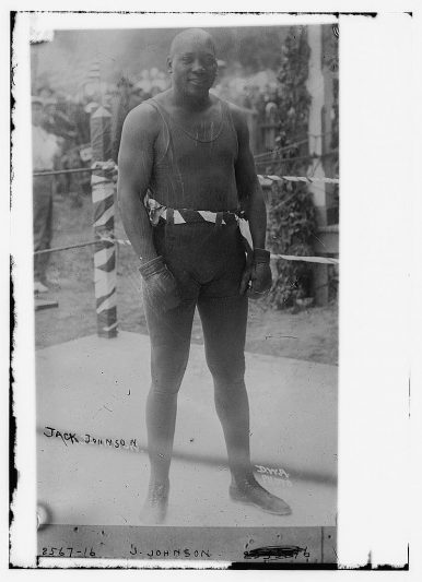 Why Was Jack Johnson a Hero to Australian Chinese in the Early 20th Century?