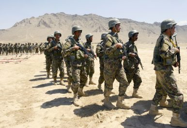 Trump's Strategy in Afghanistan: The Beginning of an Indefinite End
