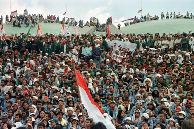 The Mixed Legacies of Indonesia's Reformasi
