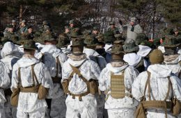 US, South Korea Indefinitely Suspend Marine Exchange Exercises