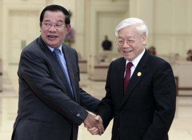China in Vogue, But Vietnam Still Hun Sen's Lifeline
