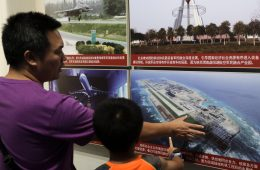 China's New Missiles in the Spratlys May be a Turning Point