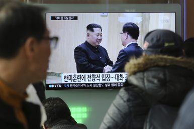 Chung Eui-yong, the ICAPP and the Korea Summits