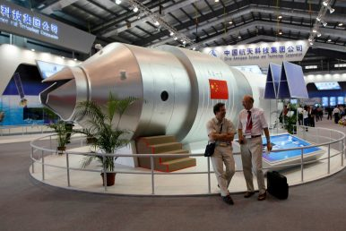 What China's Upcoming Space Station Means for the World