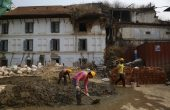 Nepal Recovers Slowly, But US Says It's Time to Leave
