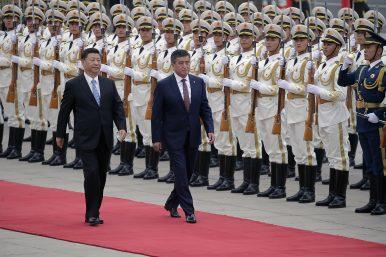 Kyrgyzstan Navigates Domestic Political Firestorm, Hopes to Avoid Burning China