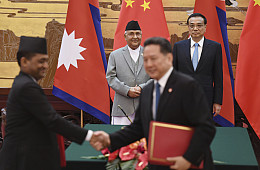 Nepal-China: Reality Sets In