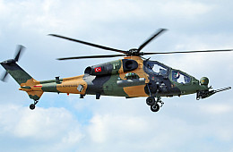 Pakistan To Receive 30 Helicopter Gunships From Turkey