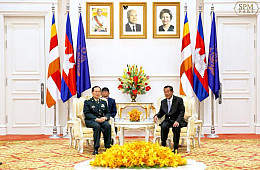 Why China's New Cambodia Military Boost Matters