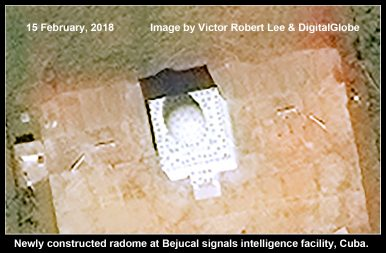 Satellite Images: A (Worrying) Cuban Mystery