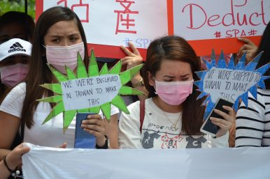 Taiwan's Migrant Workers Are Finding Their Voice