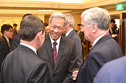 Where Are ASEAN's Defense Initiatives Under Singapore's Chairmanship?