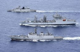 India, US, and Japan to Hold 'Malabar' Naval War Games This Week