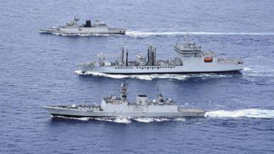 India, US, and Japan to Hold 'Malabar' Naval War Games This Week