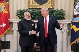 No, India Isn't a 'Major Non-NATO Ally' of the United States