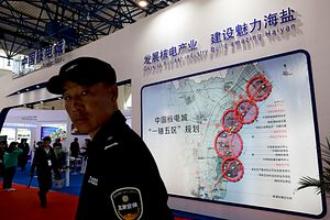 Why the Civil Nuclear Trap Is Part and Parcel of the Belt and Road Strategy
