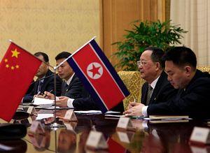 China and North Korea: Still 'Lips and Teeth'