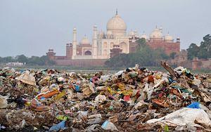 The Taj Mahal: Monumental Neglect