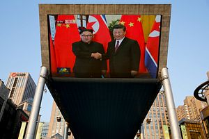 China Is Standing in the Way of North Korea Negotiations