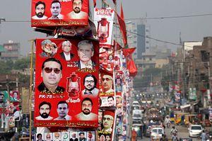 Pakistan's Anti-Taliban Party on the Hit List Again
