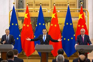 Can US Isolationism Boost EU-China Relations?