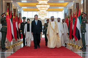 China, UAE Upgrade Partnership During Xi's Visit