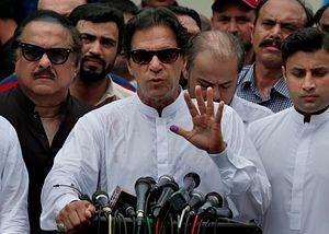 Can Imran Khan Become Tehran's Man in Islamabad?