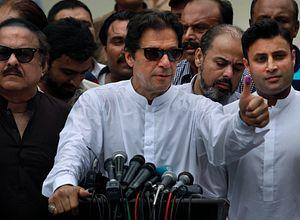Imran Khan: Another Act in Pakistan's Circus