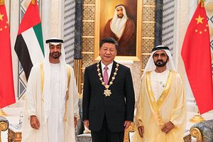 How China Is Winning Over the Middle East
