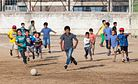 So What, It's Not Cricket? India Joins the Football Craze