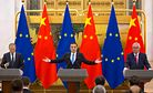 A First: China, EU Launch New Combined Military Exercise