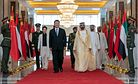 China, UAE Upgrade Partnership During Xi's Visit