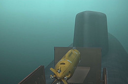 Russia Begins Sea Trials of Nuclear-Capable 'Poseidon' Underwater Drone