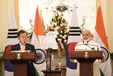 Toward an India-South Korea Axis