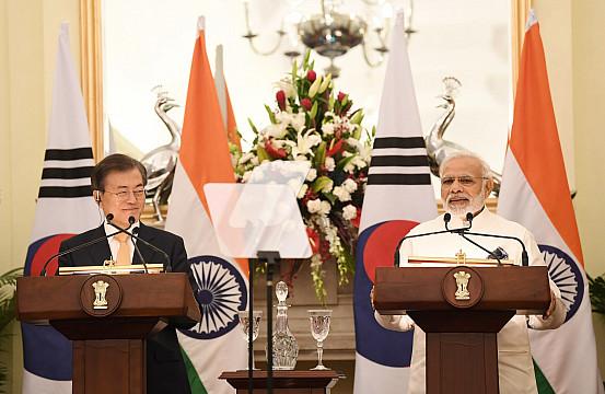 Growing India-South Korea Strategic Synergy: The Defense Domain
