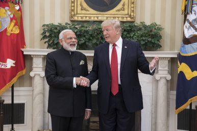 The US-India Partnership and Its Discontents: Managing Trump-Era Turbulence