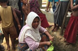 Facing the Future: Voices From the Rohingya Refugee Camps
