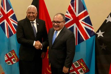Shining a Light on Pacific Island Diplomacy