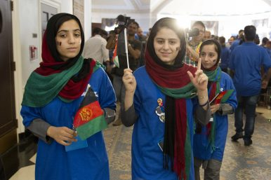 Afghanistan's Success Story? Its Young Leaders