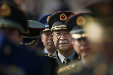 What Do China's Military Hawks Think of Trump?