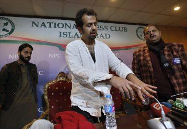 Taha Siddiqui on Pakistan's Muzzled Media